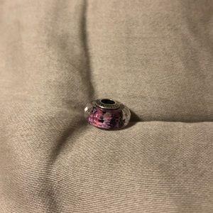 Pandora murano glass bead